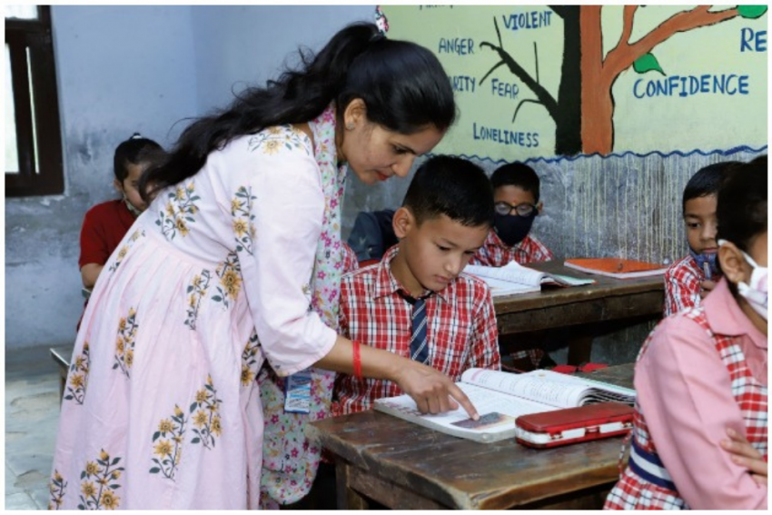 Low Wages, No Contract: UNESCO Report Shows School Teachers In India Caught In Web Of Neglect