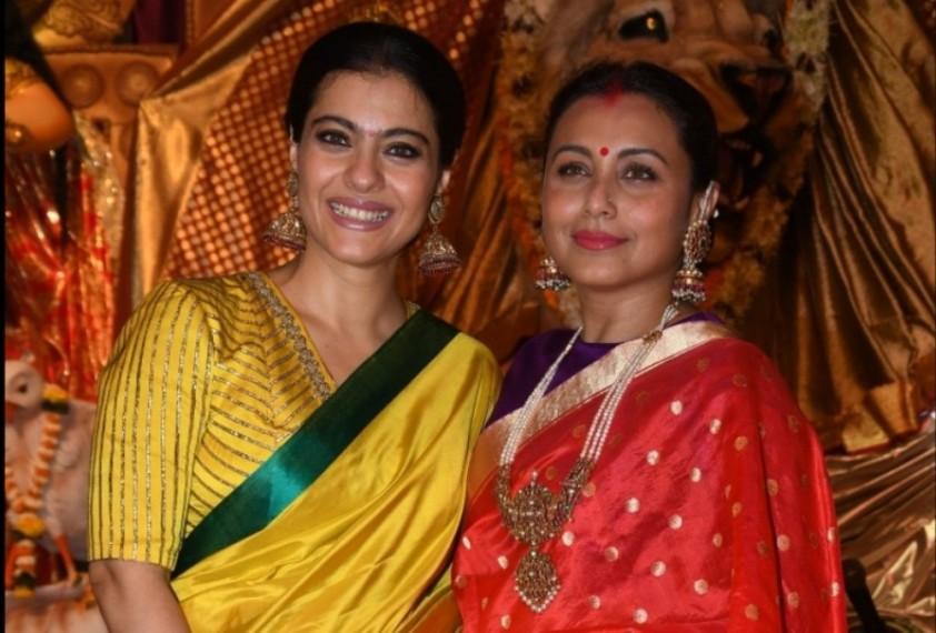 Rani Mukerji, Kajol Will Celebrate Durga Puja Virtually Due To Covid-19
