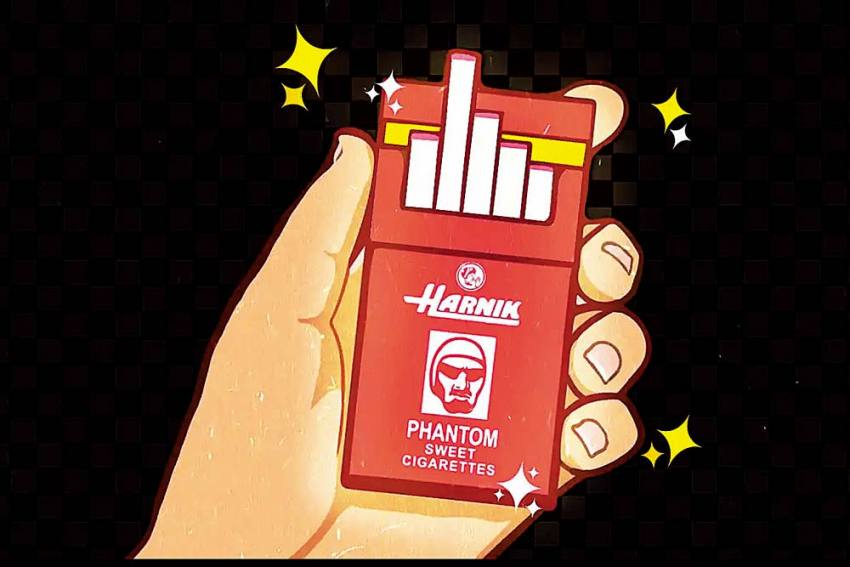 Phantom Comics And Phantom Cigarettes: Collective Yearning For A Vanished Past