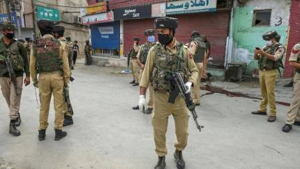 Army Jawan, Two Cops Wounded In Heavy Exchange Of Fire In Valley