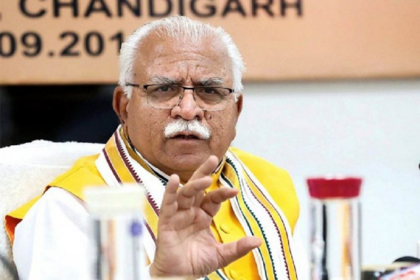 Facing Flak For His 'Tit-For-Tat' Remark Against Protesting Farmers, Haryana CM Apologises