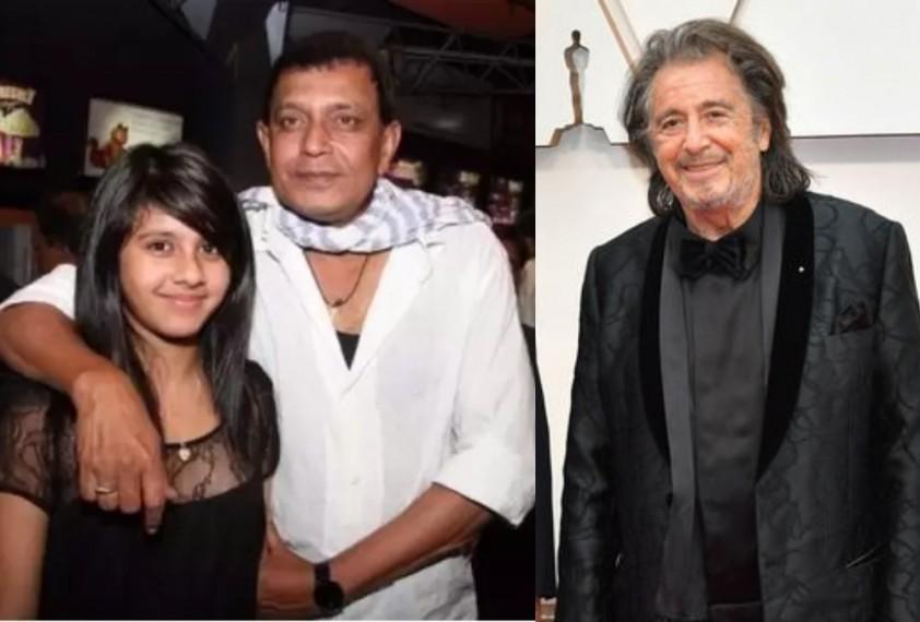 Mithun Chakraborty's Daughter Dishani Chakraborty Garners Praise From Al Pacino For Her LA University Play