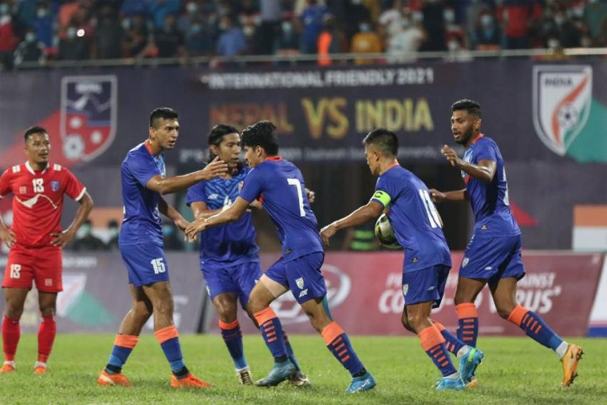 Nepal Vs India, SAFF Championship, Live Streaming: When And Where To Watch Indian Football Team's Must-win Game