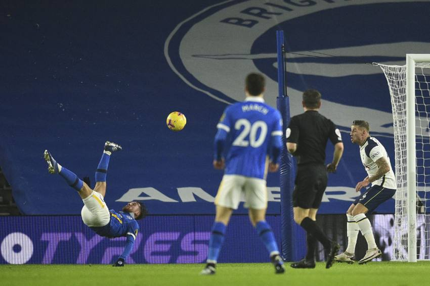 Brighton 1-0 Tottenham: Sorry Spurs Suffer In Harry Kane's Absence
