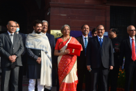 Union Budget 2021 Highlights | No Change In Income Tax Slabs; Big Boost For Healthcare And Infrastructure