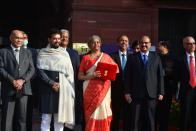 For Budget 2021, FM Nirmala Sitharaman Opts For Traditional 'Bahi Khata' Once Again