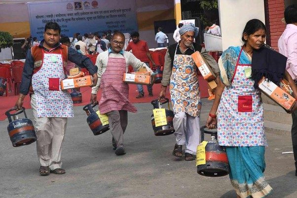 Union Budget 2021: Ujjwala Scheme To Be Extended To 1 Crore More Beneficiaries