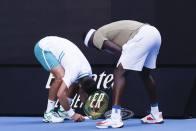 Australian Open: Defending Champion Novak Djokovic Survives Frances Tiafoe Test