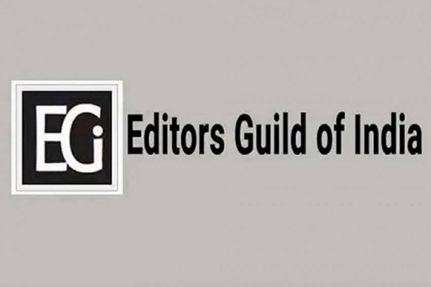 Editors Guild Of India Condemns ED Raids At Delhi-Based News Portal
