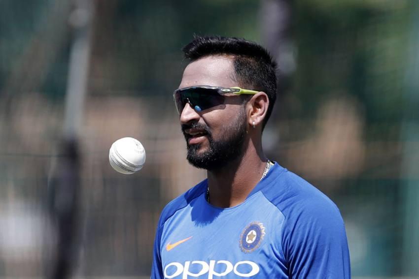 Vijay Hazare Trophy: Krunal Pandya To Lead Baroda In Domestic 50-over Tournament