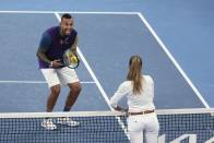 Australian Open, Men's Singles, Day 3: Novak Djokovic Through As Nick Kyrgios Thrills Melbourne Crowd