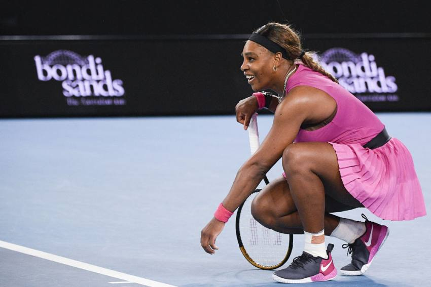 Australian Open: I'm A Futurist, Like Iron Man - Serena Williams Welcomes Absence Of Linespeople