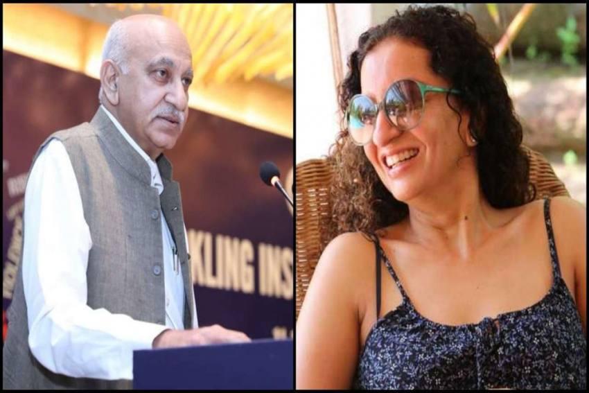 Delhi Court Verdict In MJ Akbar's Defamation Case Against Priya Ramani Today