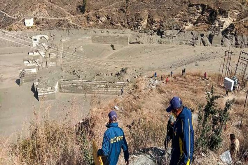 The Role Of Hydro Projects Of Uttarakhand In The Chamoli Avalanche Disaster