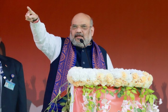 CAA After Covid-19 Vaccination, Amit Shah Reiterates In Bengal
