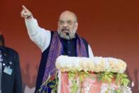 After Modi's 'Ram Card' Jibe, Amit Shah Says Mamata Will Chant 'Jai Shree Ram' After Elections