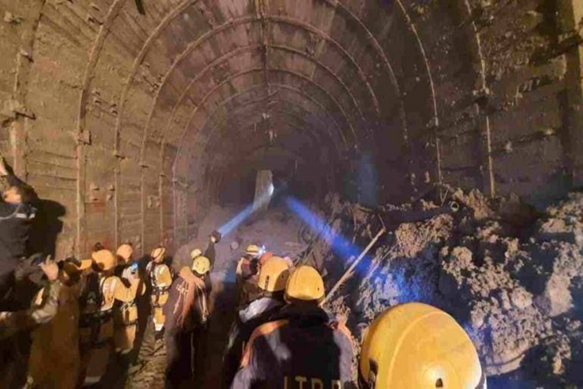 Labourers Might Be Trapped In Another Tunnel: Uttarakhand Govt After 3 Days Of Rescue Operations