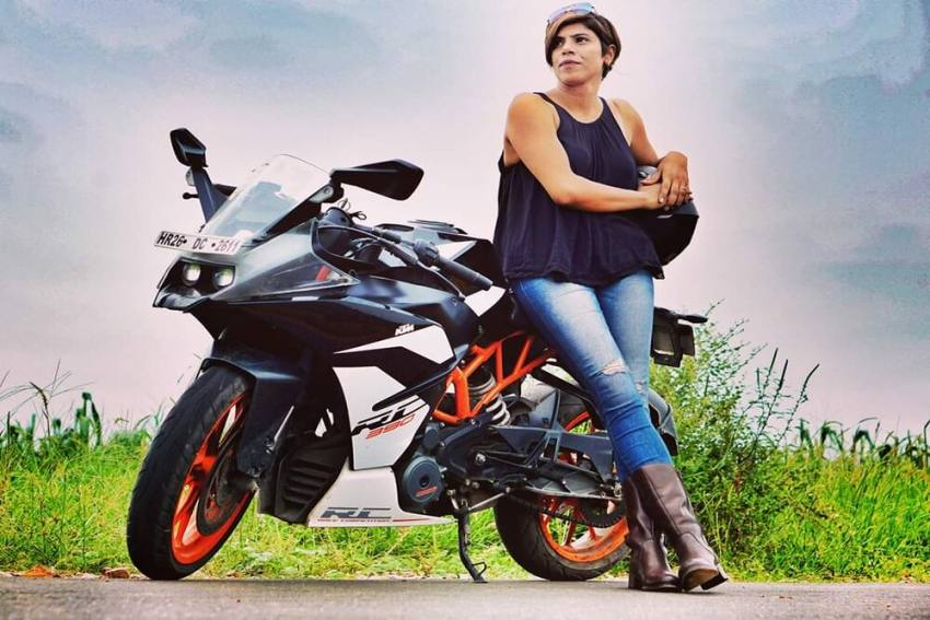 7 Women, 6 Days And A Bike Rally To Promote Hygiene And Health