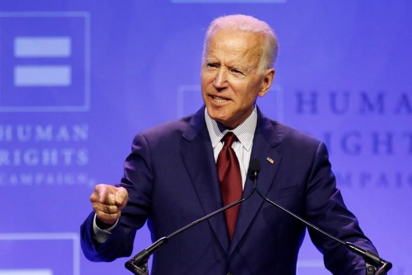 Joe Biden Announces Sanctions Against Military Leaders Of Myanmar