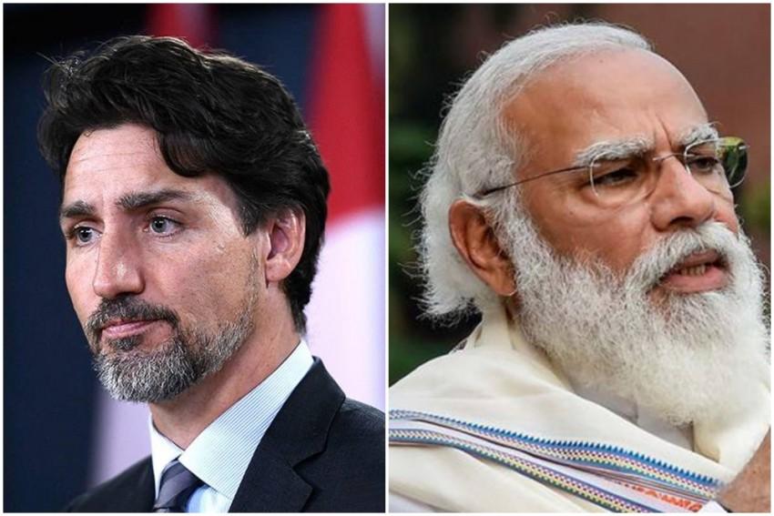 Did Justin Trudeau Ask PM Modi For Covid-19 Vaccine?