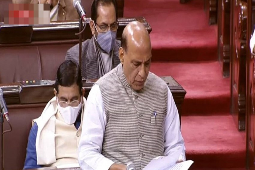 India-China Will Remove Forward Deployment In A Phased Manner: Defence Minister Rajnath Singh