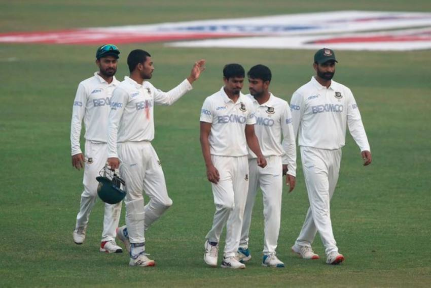 BAN Vs WI, Day 2 Report: Bangladesh 105/4 In 2nd Test, Trail West Indies By 304 Runs