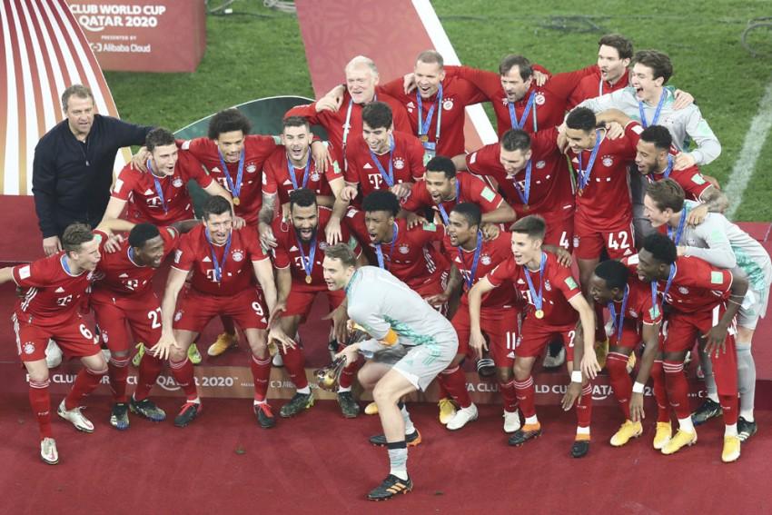 Bayern Munich 1-0 Tigres UANL: Benjamin Pavard Strike Seals FIFA Club World Cup Glory For German Giants