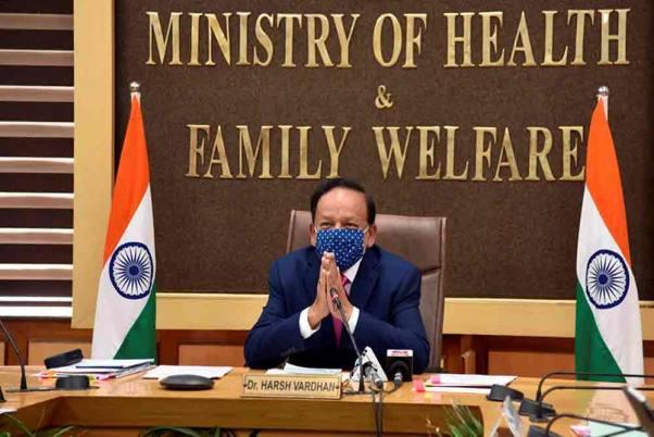 Health Minister Harsh Vardhan Allays Chhattisgarh's Fears About Covaxin