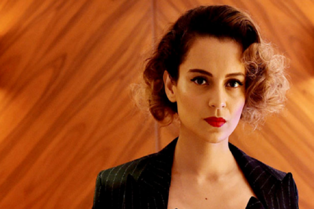 MP Police Provides Kangana Security After Congress Leaders Threaten To Disrupt Shooting