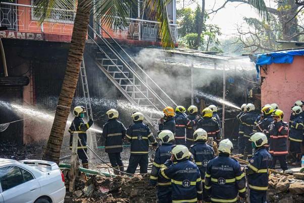 Fire Explosion In Tamil Nadu Firecracker factory, 11 Killed In Blast