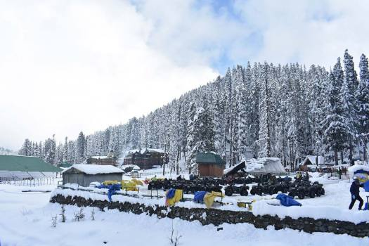 Cancel Every Booking Ahead Of Winter Games: J-K Govt To Hoteliers In Gulmarg