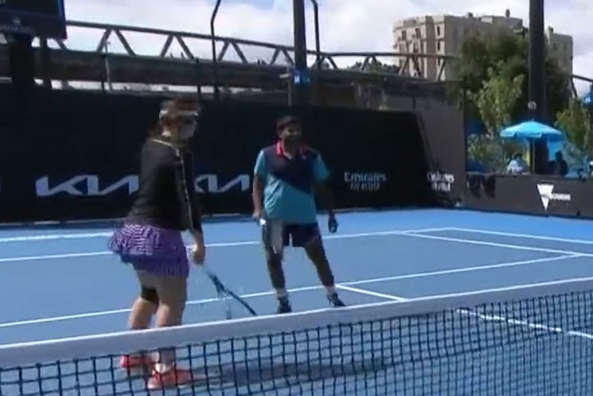 Australian Open: Rohan Bopanna Bows Out Of Mixed Doubles Too, India's Campaign Ends