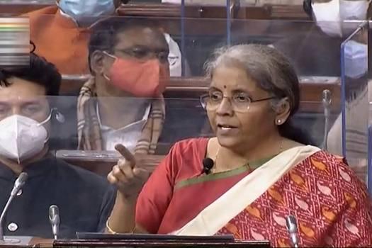 'Union Budget 2021 Sets Pace For Aatmanirbhar Bharat': Nirmala Sitharaman In Lok Sabha
