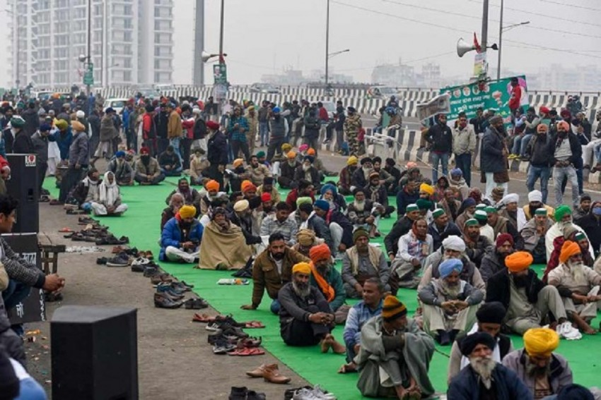 To Step Up Protests, Farmers Plan 'Rail Roko', 'Torch March' For Coming Weeks