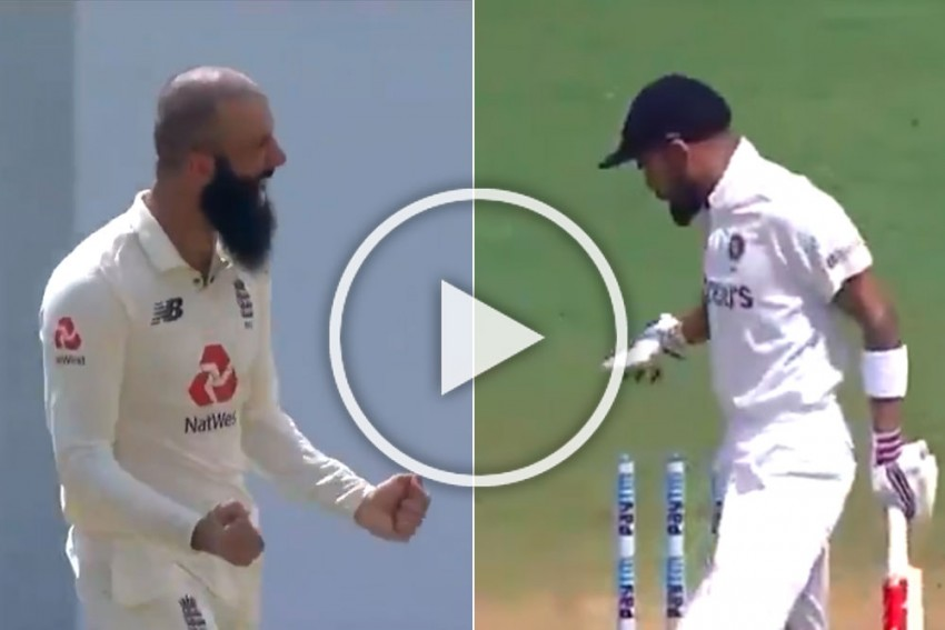 Released By RCB Ahead Of IPL 2010 Auction, Moeen Ali Stalks Virat Kohli With A Beauty - WATCH