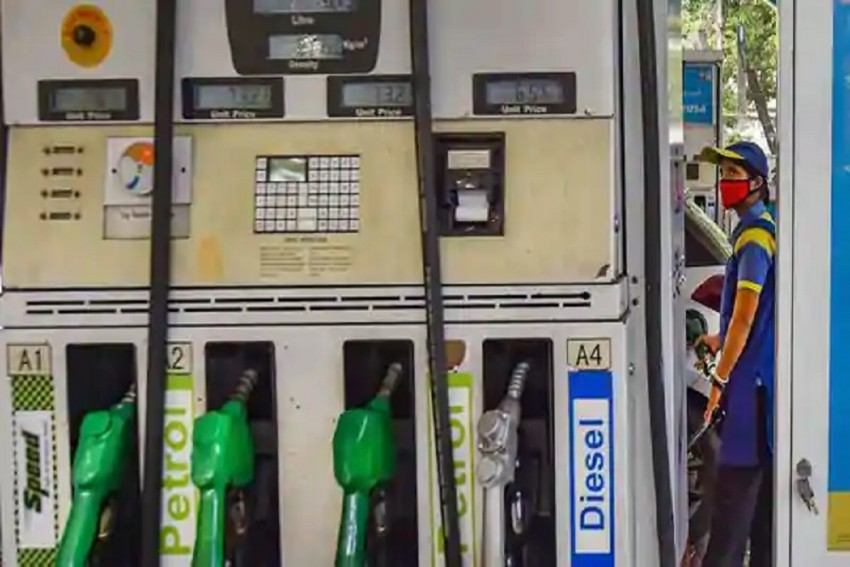 Petrol, Diesel Prices Jumped New Highs For Fifth Day In A Row