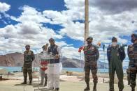 Indo-China Border Row: Parliamentary Panel On Defence Likely To Visit Galwan Valley, Pangong Lake