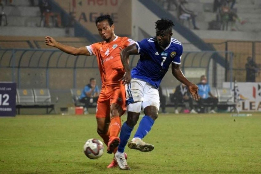 I-League: Lukman Hat-Trick Powers Real Kashmir FC To Victory Over Spirited NEROCA