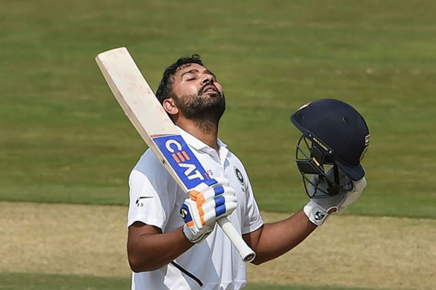 IND Vs ENG, 2nd Test: Rohit Sharma's Ton Takes India To 189/3 At Tea - Report