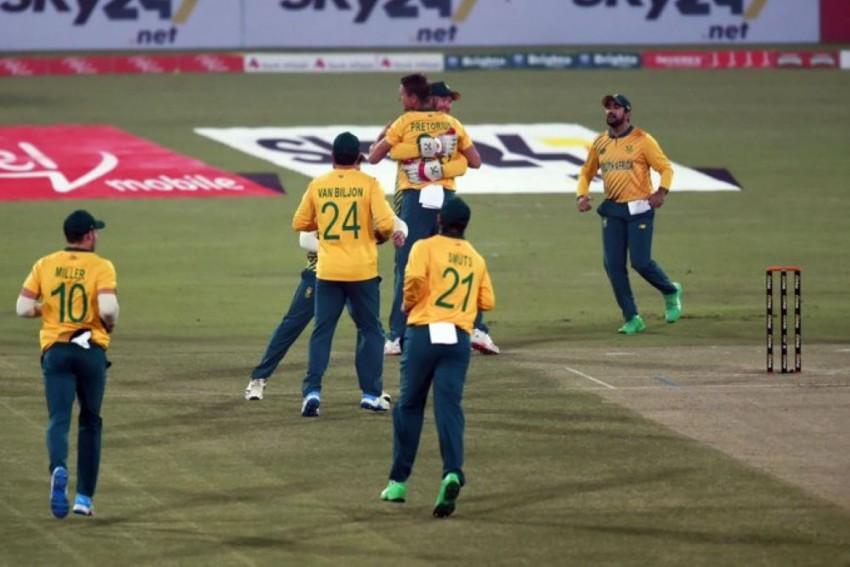 PAK Vs SA, T20I: Dwaine Pretorius Shines As South Africa Level Series Against Pakistan