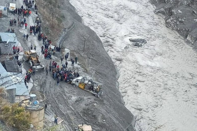 5 Dead And 64 Still Missing From UP After Uttarakhand Flash Floods