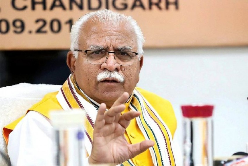 Some People Protesting For 'Sake Of Protest', Shows 'Vested Political Intent': Haryana CM
