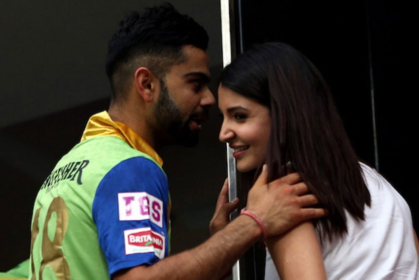 Happy Valentine's Day 2021: Virat Kohli To Sania Mirza, Top Love Stories From Indian Sports