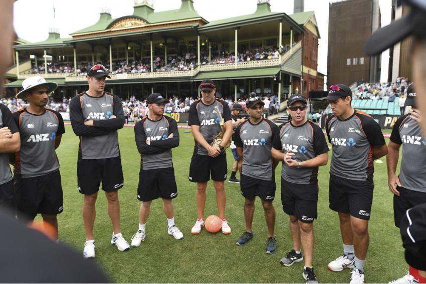 NZ Vs AUS: New Zealand Announce Squad For T20I Series Against Australia