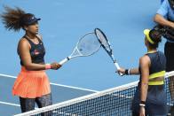 Australian Open: Naomi Osaka Saves Match Points In Great Escape Against Garbine Muguruza
