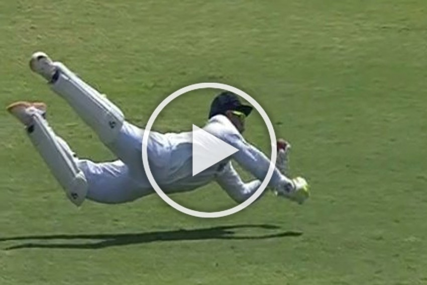 Sensational Rishabh Pant Takes Couple Of Stunning Catches - WATCH Videos