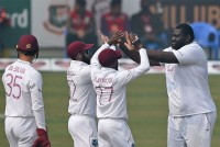 BAN Vs WI, 2nd Test: West Indies Secure Thrilling 17-run Win To Complete Series Sweep Against Bangladesh