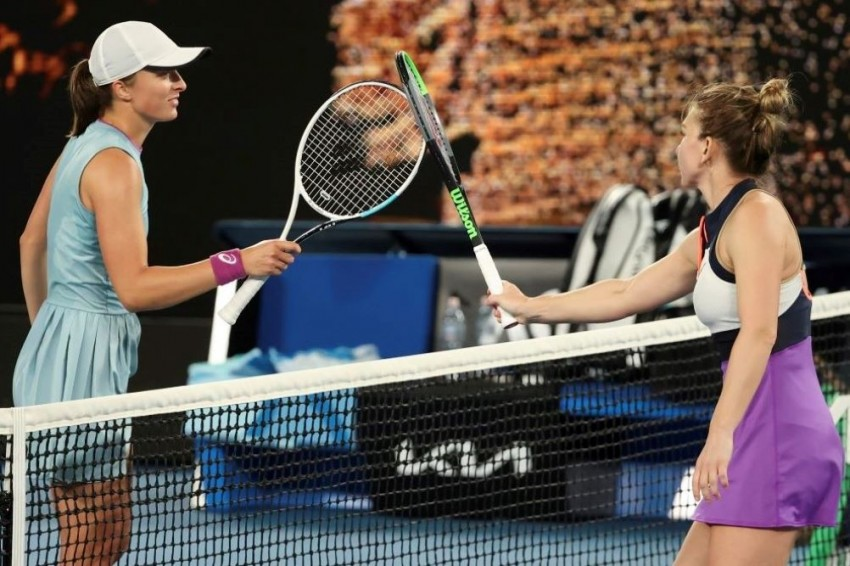 Australian Open: Halep Excited To Duel With 'Legend' Williams, Osaka Embraces Her Anger
