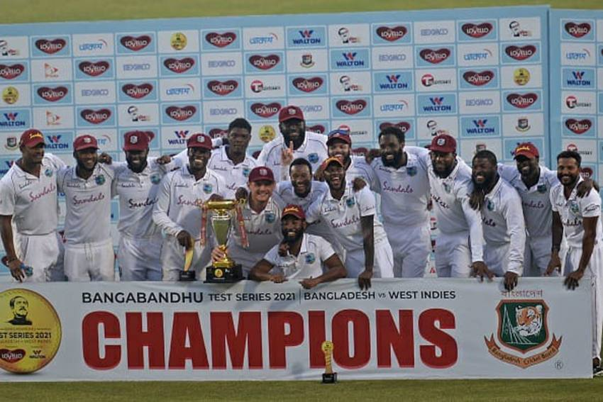 BAN Vs WI, 2nd Test: Mehidy Hasan Heroics Fail To Save Bangladesh, West Indies Complete Series Sweep - Highlights