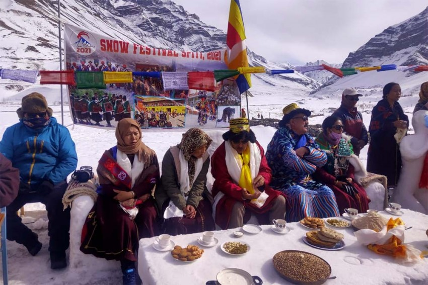 Lahaul-Spiti Celebrates First Snow Festival After Opening Of Atal Tunnel
